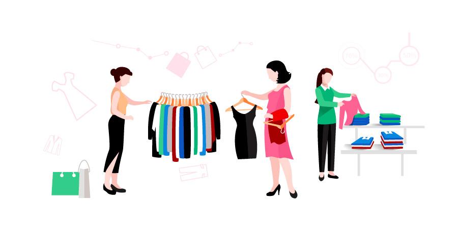 c680c39fc Precisa criar o slogan do seu Loja de roupas? Conheça nosso pacote com  Sugestões de slogans personalizados.
