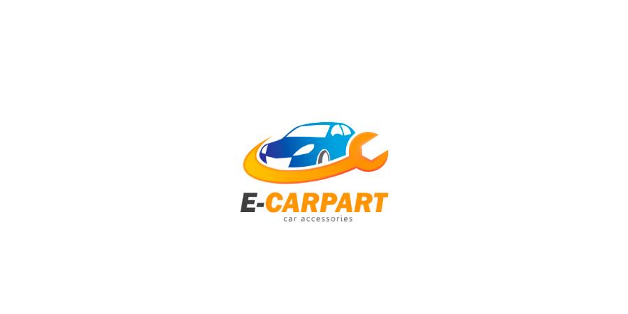Logomarca para auto peças
