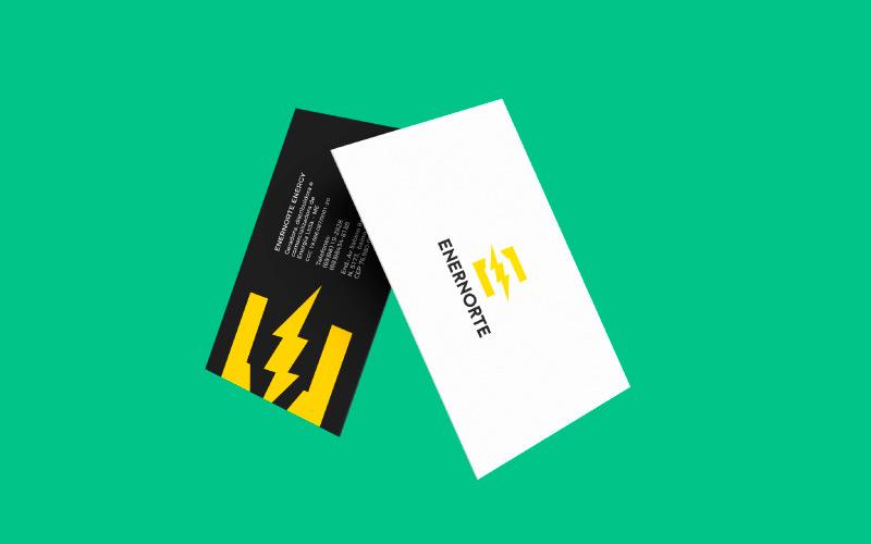 cartão-de-visita-empresa-de-energia-eletrica-enernorte