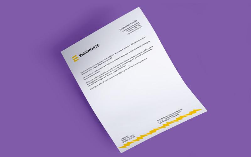papel-timbrado-empresa-de-energia-eletrica-enernorte